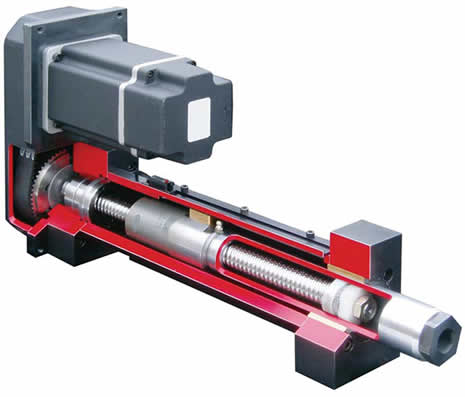 High Force Linear Actuator Downloads| Jena Rotary Technology